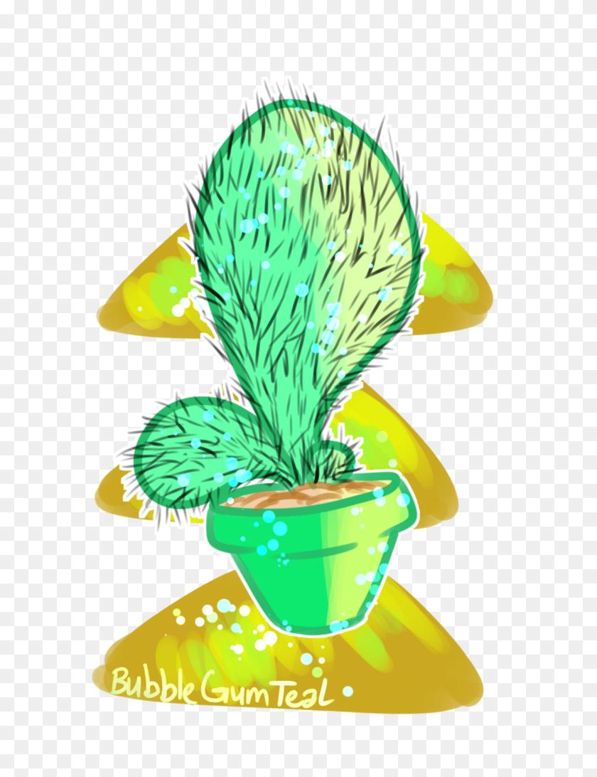 774x1032 Aw Cute Cactus - Cute Cactus Clipart