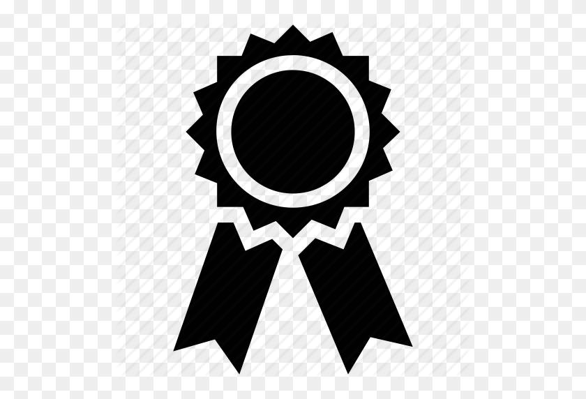 Award Badge, Badge, Badge With Ribbon, Emblem, Seal Icon - Award Icon PNG