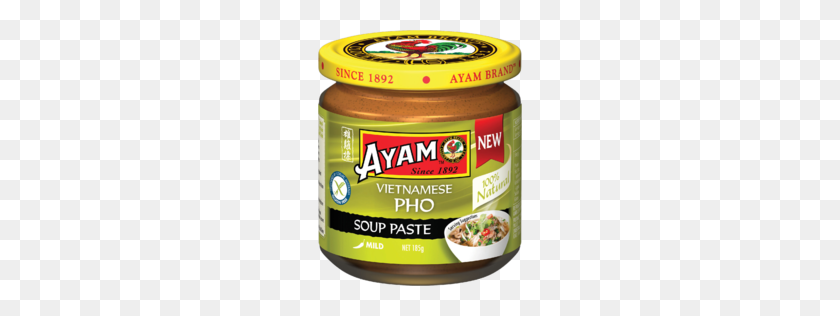 Ayam Paste Vietnamese Pho Soup Paste Mild - Pho PNG