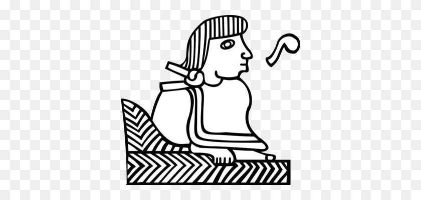 Aztec Empire Huey Tlatoani Crown - Empire Clipart