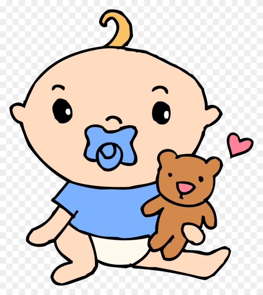 830x937 Baby Boy Head Clipart - Sad Boy Clipart