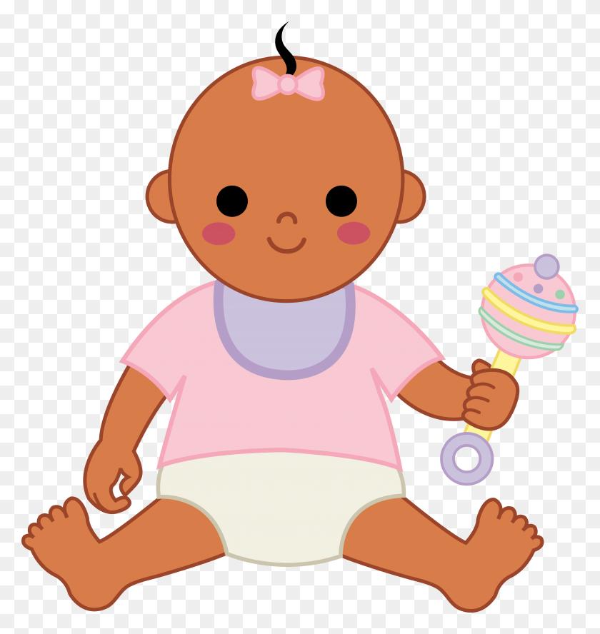 Baby Boy Monkey Clip Art - Children Learning Clipart