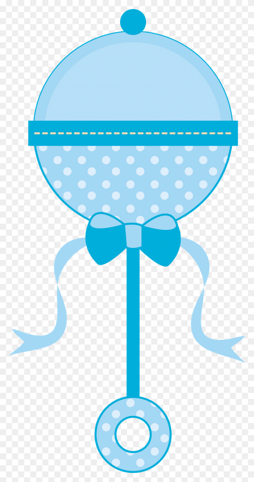 Baby Boy Rattle Png Transparent Baby Boy Rattle Images - Free Baby Shower Clip Art