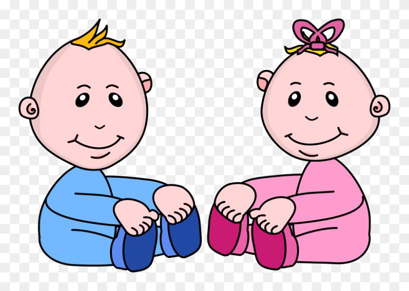 Baby Clip Art Baby, Baby Shower - Baby Birth Clipart