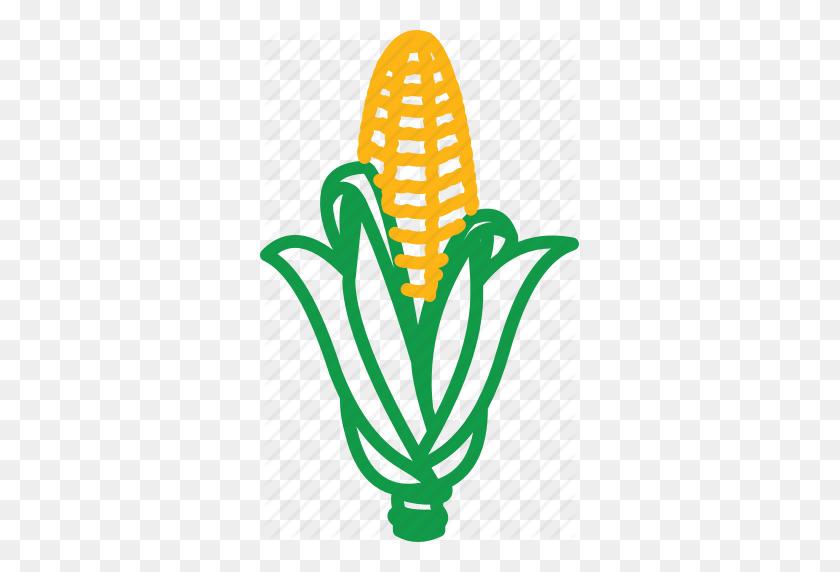 Baby Corn, Sweet Corn, Sweet Corn Salad, Sweet Corn Soup - Soup And Salad Clip Art