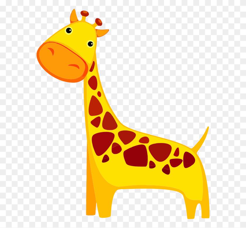 Baby Giraffe Clipart Giraffe Clip Art Baby Free Image - Giraffe Head Clipart