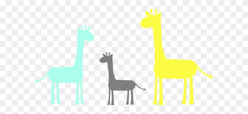 Baby Giraffe Family Png Clip Arts For Web - Baby Giraffe Clip Art