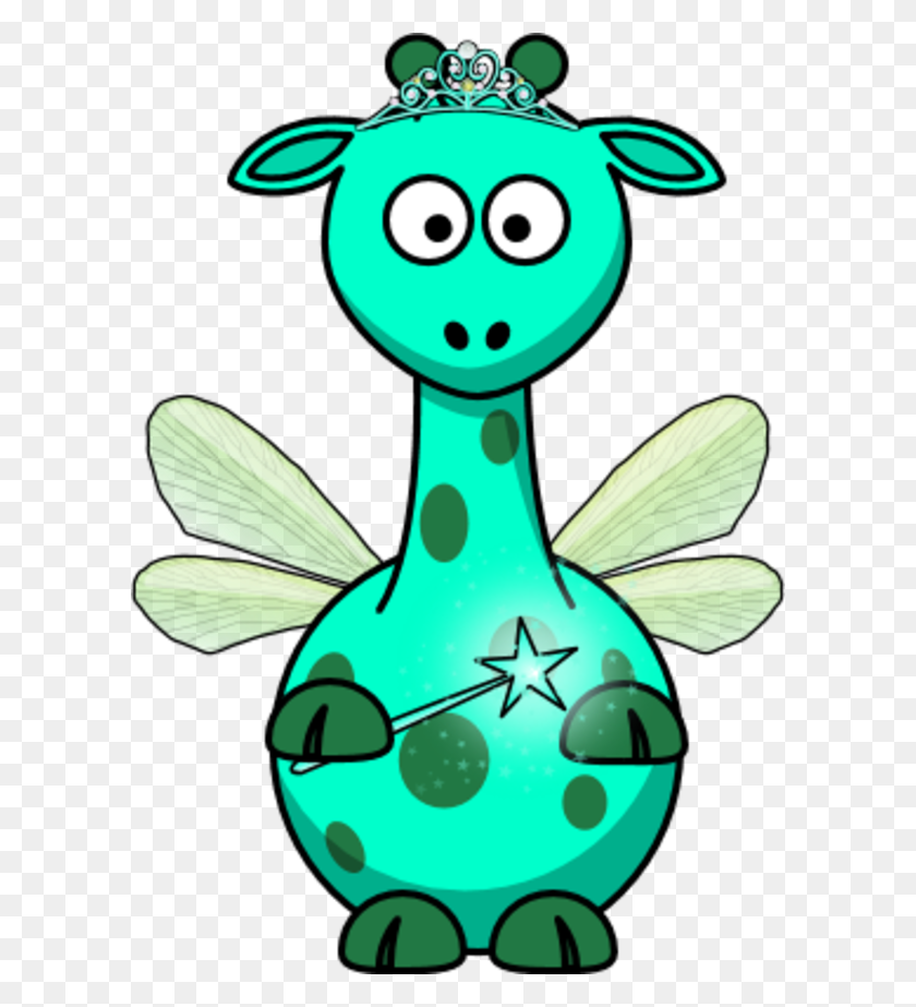 Baby Giraffes Cartoon Clip Art - Baby Bunny Clipart