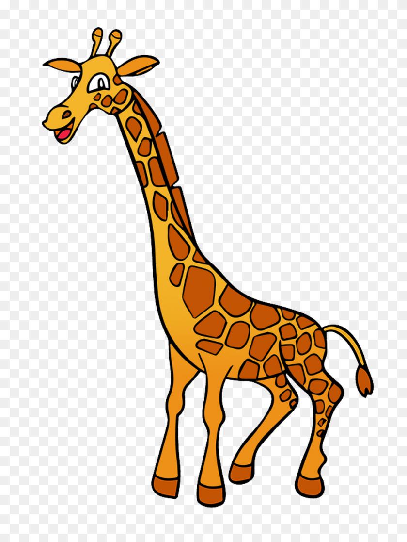 Baby Giraffes Clip Art - Baby Giraffe Clip Art