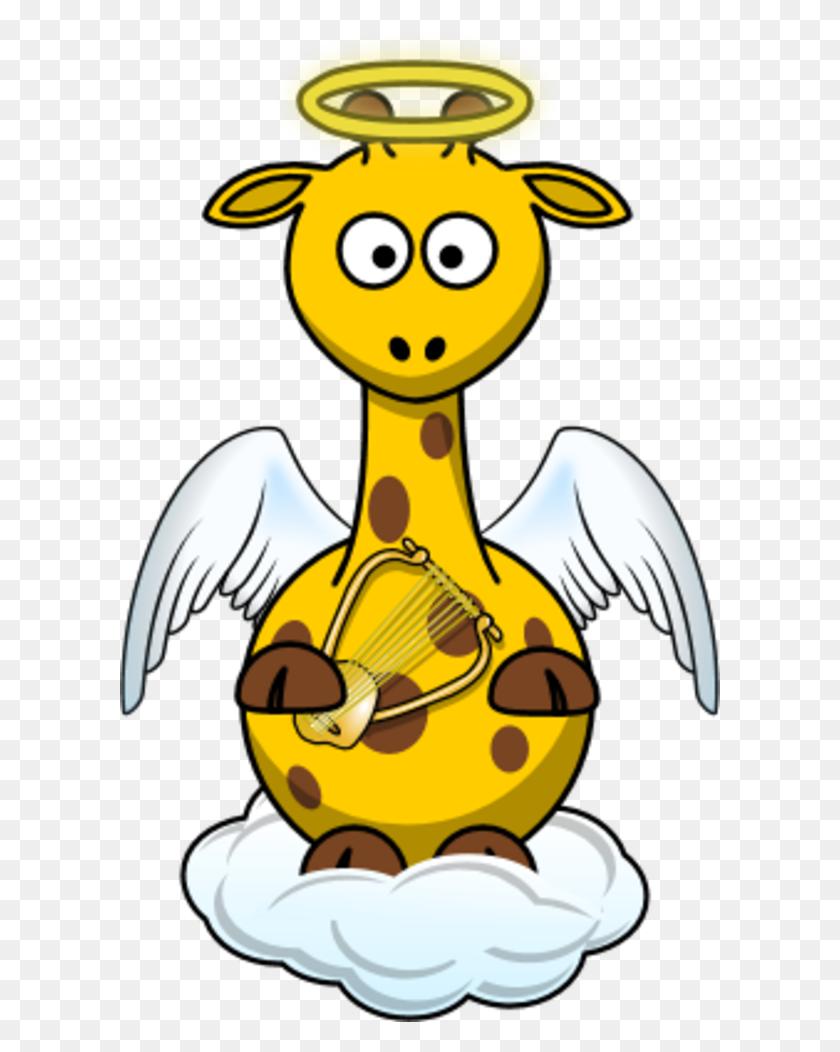 Baby Giraffes Clip Art - Baby Giraffe Clipart