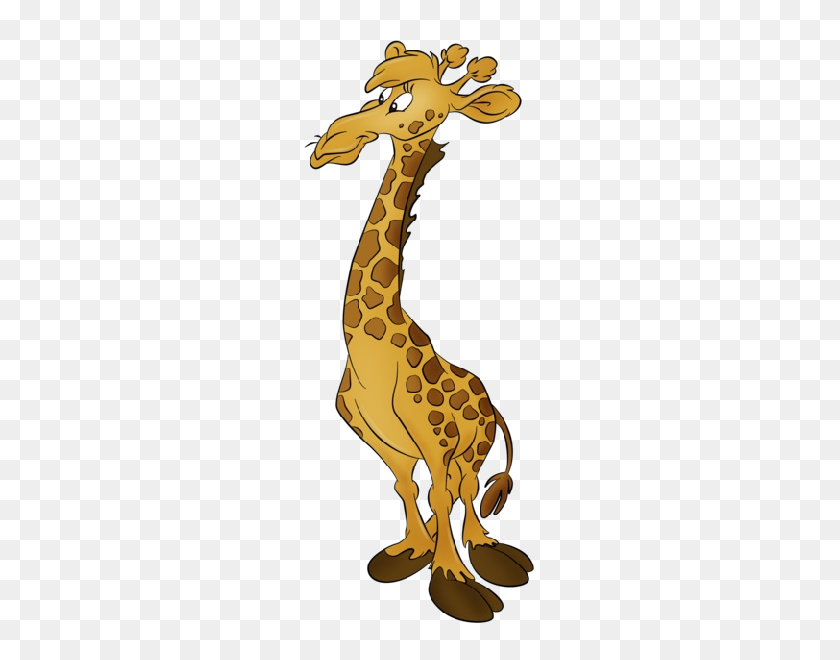 Baby Giraffes Drawing Clip Art - Baby Giraffe Clipart