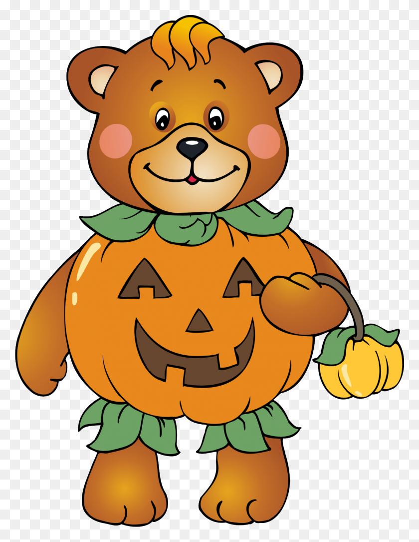 Baby Halloween Cliparts - Baby Pumpkin Clipart
