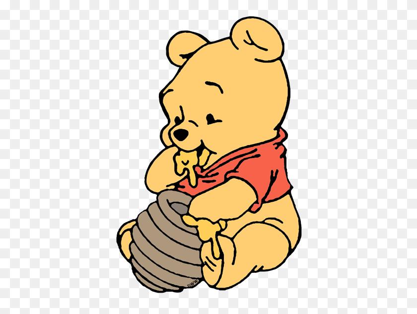Baby Pooh Clip Art Disney Clip Art Galore - Pooh Bear Clipart