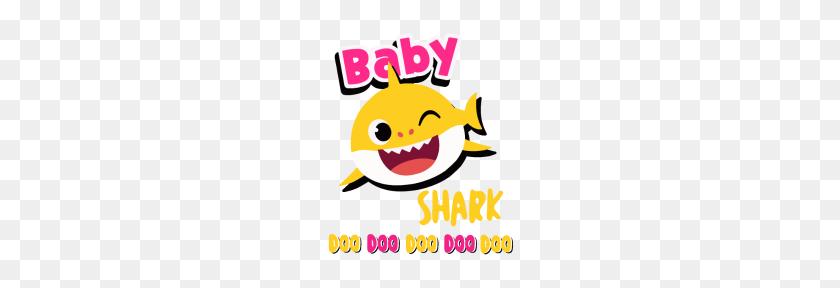 Baby Shark Doo Doo Shirt Toddlers Outfit Girl - Baby Shark PNG