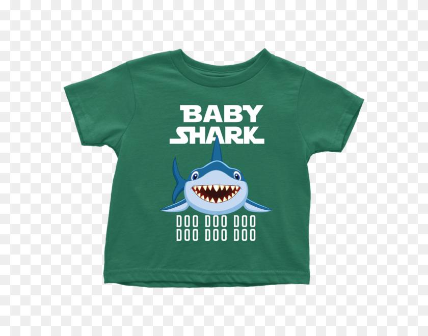 Baby Shark Toddler Shirt Doo Doo Doo Official Vnsupertramp Shark - Baby Shark PNG