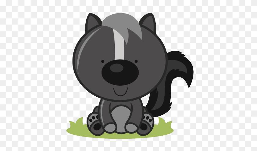 Baby Skunk Cutting For Scrapbooking Skunk - Skunk PNG