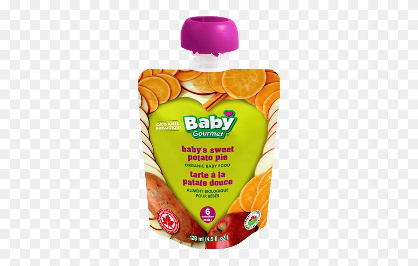 Baby's Sweet Potato Pie Baby Gourmet Foods Inc - Baby Food PNG