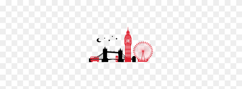 250x250 Background London, Tower Bridge - London Bridge Clipart