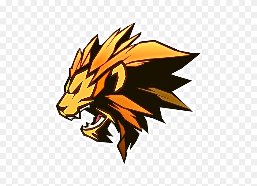 Bad Gones Esport Dofus Design Ideas Logos, Logo - Lion Mascot Clipart