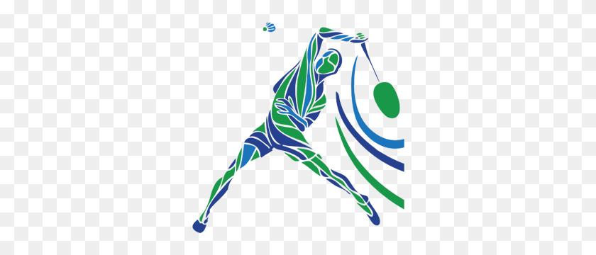 Badminton Clipart Badminton Match - Badminton Clipart