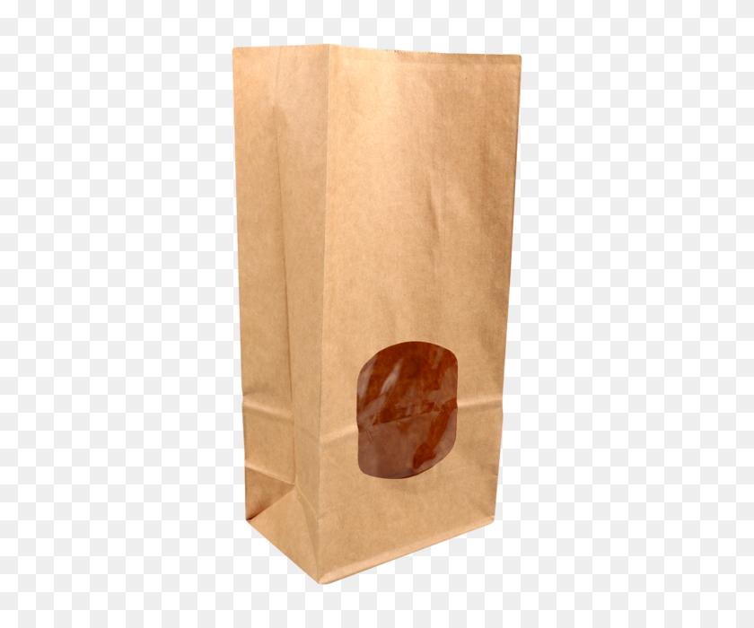 Bag, Food Bag, Kraft Paper, Brown - Paper Bag PNG