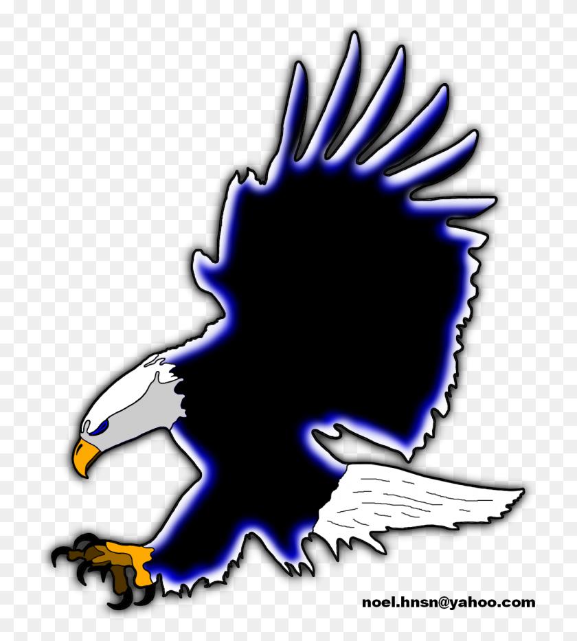Bald Eagle Graphic Design Art Logo Drawing Rights - Mahi Mahi Clipart