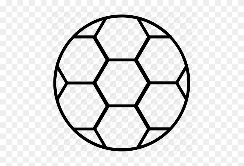 Ball, Field, Football, Goal, Pitch, Soccer, Sport Icon - Soccer Goal Clip Art