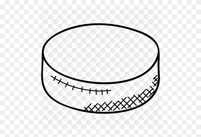 Ball Hockey Ice Hockey Puck, Puck Ball, Rubber Ball, Vulcanized - Hockey Puck Clipart