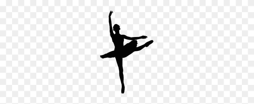 Ballet Dancer Silhouette Silhouette Of Ballet Dancer - Dancer Silhouette PNG