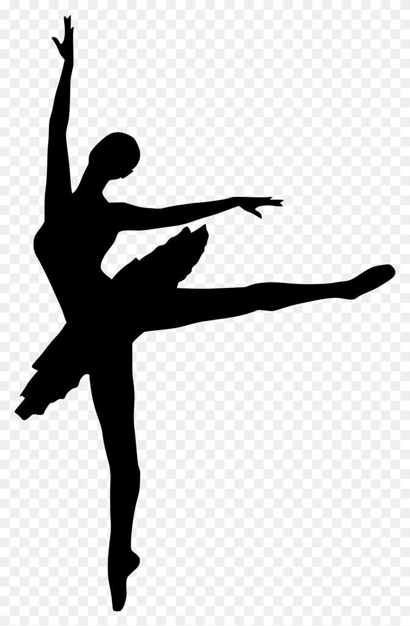 Ballet Dancers Clip Art Graphics Dancing Ballerina Clipart - Pointe Shoes Clipart