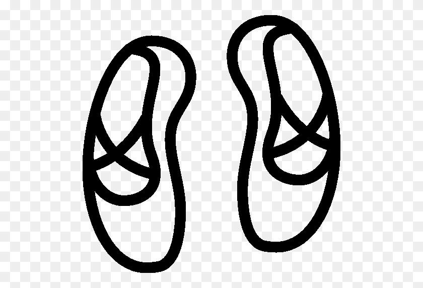 Ballet Shoe Clip Art - Pointe Shoes Clipart