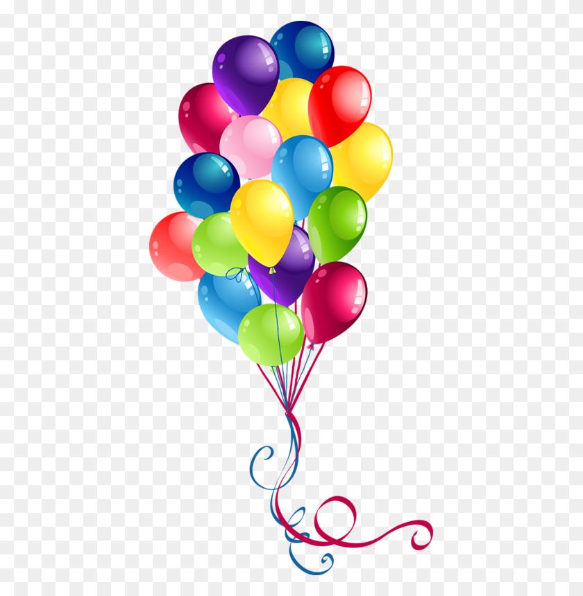 Ballons Cute Things Feliz - Feliz Cumpleanos PNG