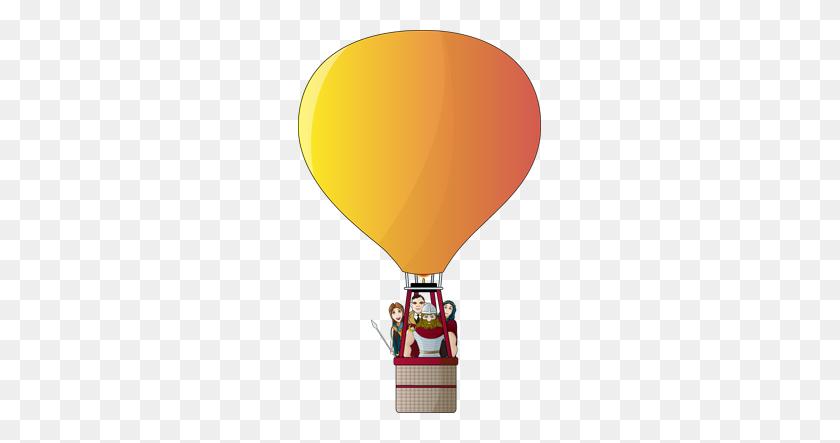 Balloon Debates - Debate Clipart