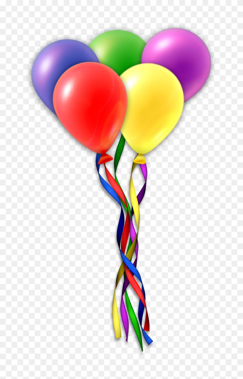 Balloons Balloons, Birthday - Balloon Emoji PNG