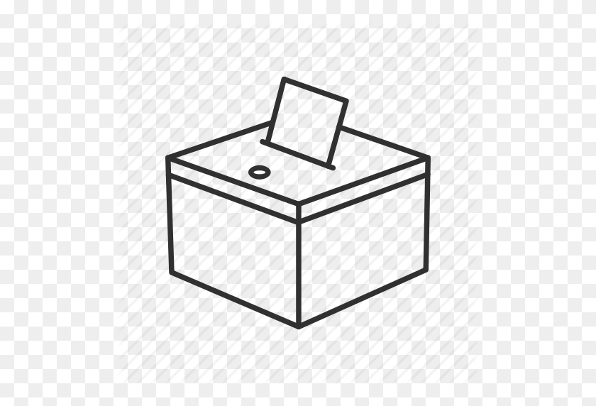 Ballot, Ballot Box, Box, Dropbox, Files, Paper, Suggestion Box Icon - Suggestion Box Clip Art