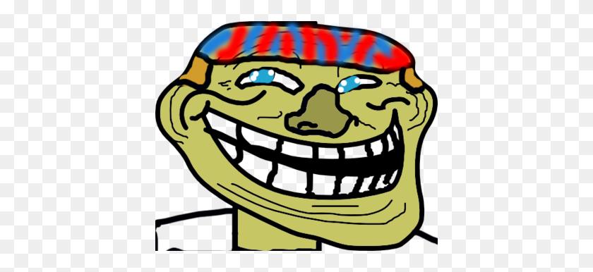 Baloon Boy Troll Face - Troll Face PNG