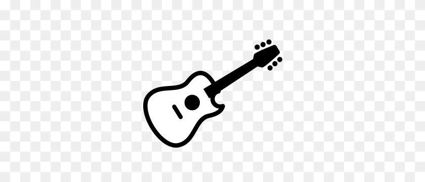 Baltimore - Steel Guitar Clip Art
