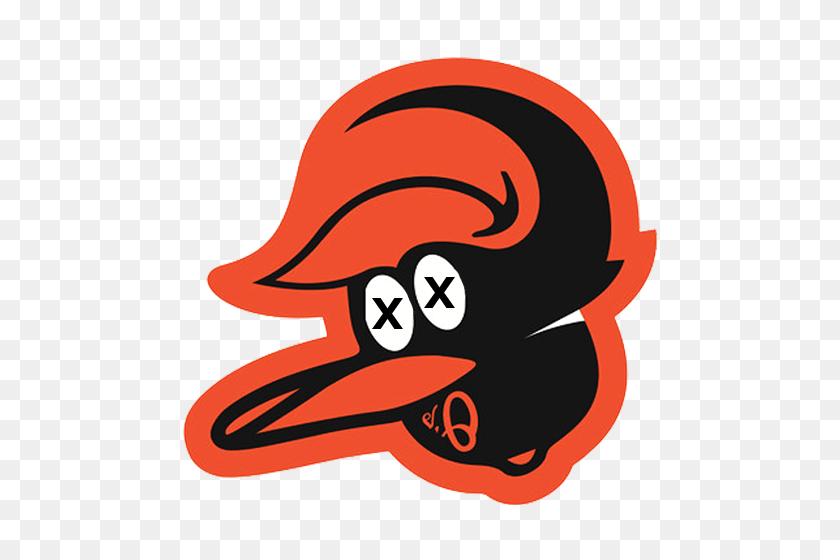 Baltimore Orioles Baseballs Dead Bird Urinatingtree - Orioles Logo PNG
