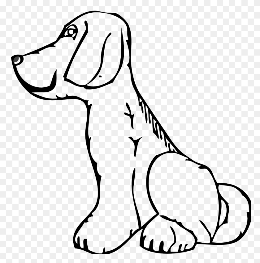 Bampw Clipart Dog - Dog Clipart Easy