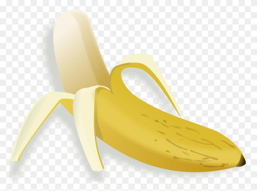 Banana Bread Banana Pudding Peel Cooking Banana - Pudding PNG