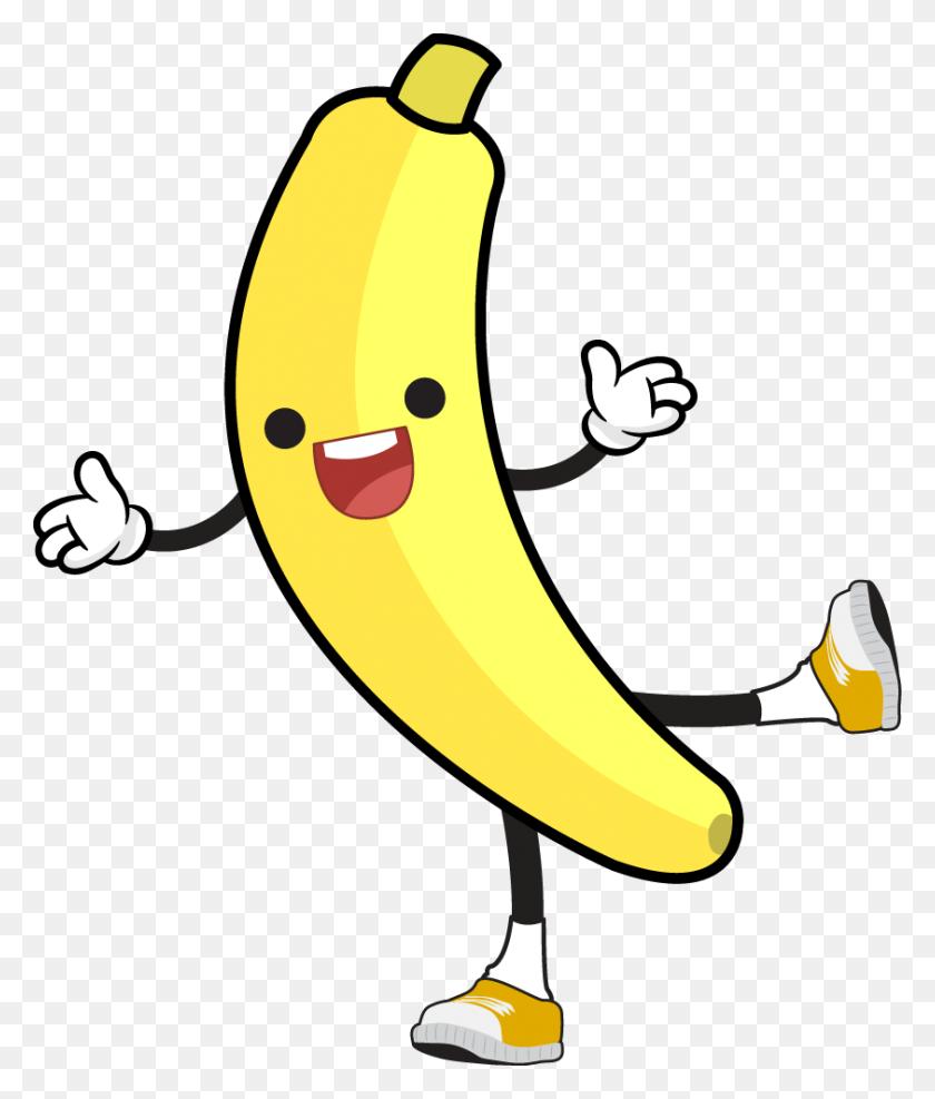 Banana In Banana, Banana - Vegetables Clipart
