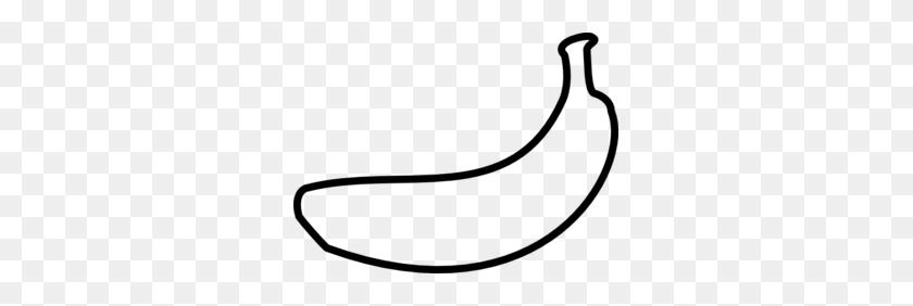 Banana Outline Clip Art - Roller Coaster Clipart