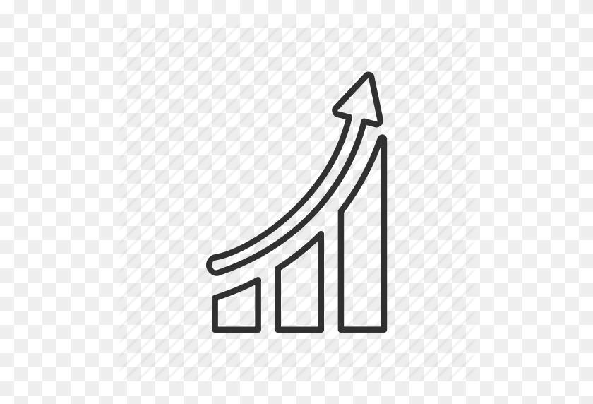 Bar Chart, Bar Graph, Growth Chart, Line Chart, Line Graph, Mixed - Line Graph PNG