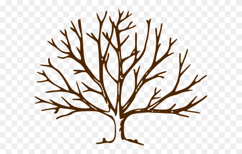 Bare Tree Bare Tree Clip Art - Simple Tree Clipart