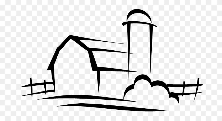 Barn Clipart Simple - Old Barn Clipart