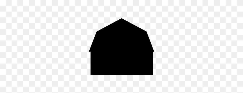 Barn Silhouette Signs Silhouette, Silhouette Clip - Old Barn Clipart