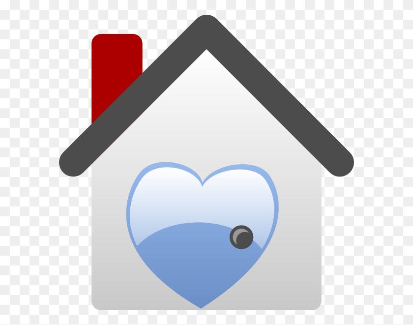 Barretr House Love Clip Art - Family Love Clipart