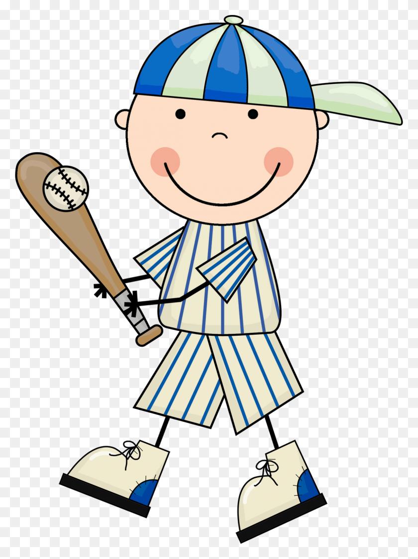 Baseball Clipart Baseball Team - Team Player Clipart