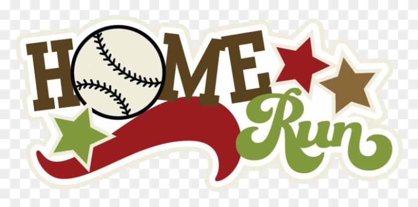 Baseball Clipart Scrapbook - Softball Field Clipart