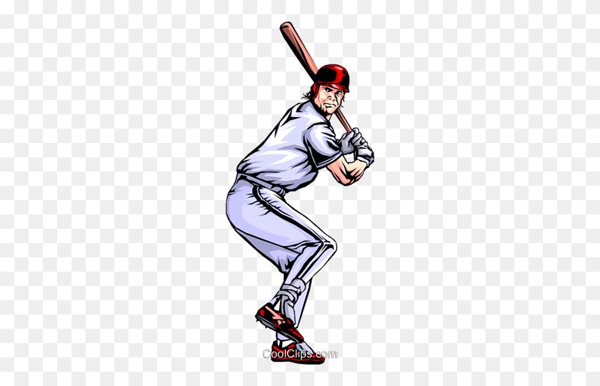 Baseball Player - Team Player Clipart